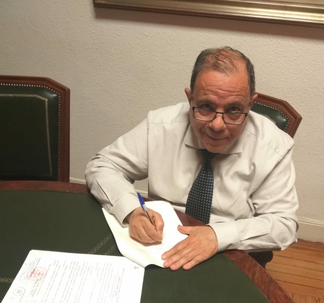 Elevación a público de los nuevos Estatutos de la Cofradía